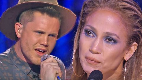 'Idol' Star Brings Judges To Tears With Soulful Performance Of 'Simple Man'   Country Music Videos