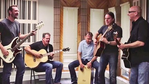 Florida Band Sister Hazel Delivers Acoustic 'What's Your Name' Tribute You Never Knew You Needed   Country Music Videos