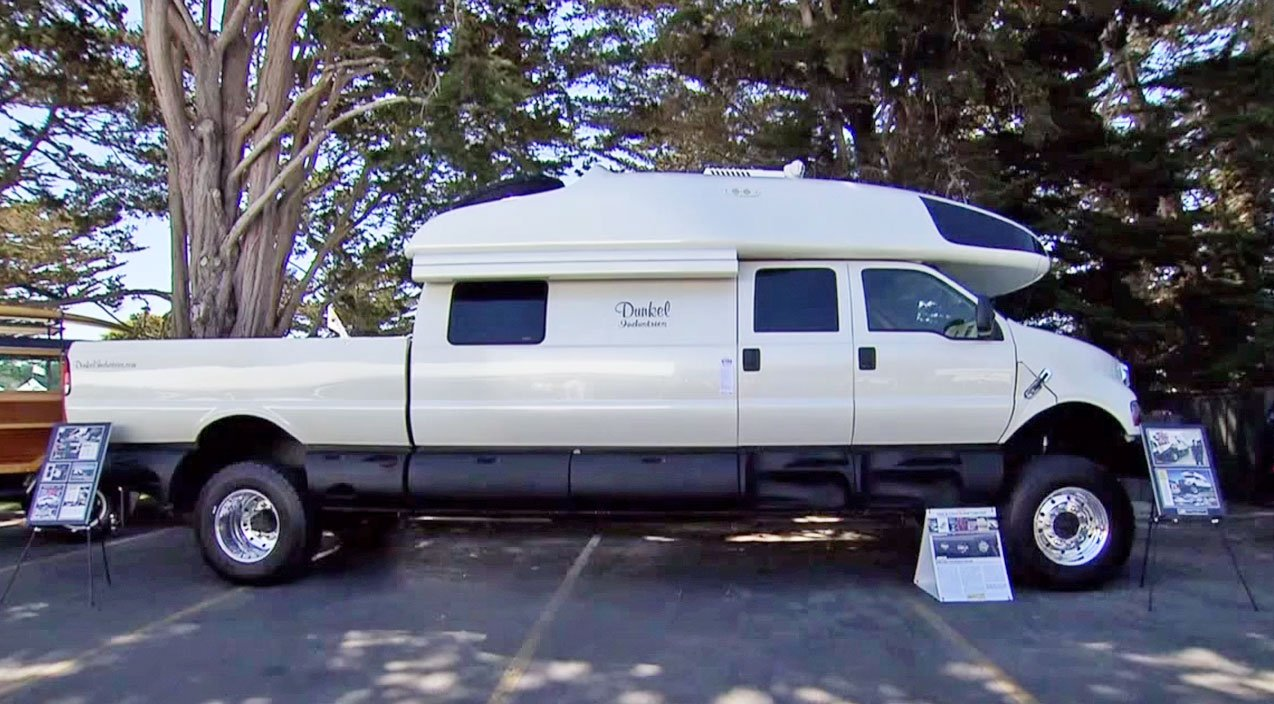 F750 World Cruiser >> You Won't Believe What's Inside This Six Million Dollar Pick Up Truck | Country Rebel