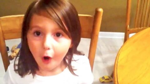Spunky Little Girl Belts Out Kid Rock's 'Picture,' And It's Adorable | Country Music Videos