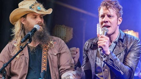 Popular CCR Hit Is Brought Back To Life By Chris Stapleton And Anderson East | Country Music Videos