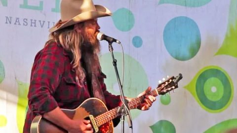 Chris Stapleton Performs Unreleased Song That 'You Should Probably' Hear Immediately | Country Music Videos
