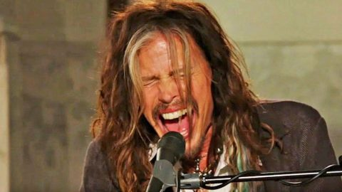 Steven Tyler's Haunting 'Dream On' Tribute To Boston Marathon Victims Will Give You Chills | Country Music Videos