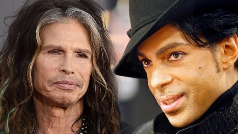 Steven Tyler Reveals What Made Him Finally Stop Crying Over Prince's Death | Country Music Videos