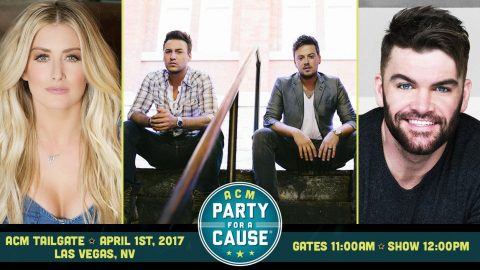 Saturday Only! Tailgate In Vegas With Your Favorite Country Stars For Only $25 | Country Music Videos