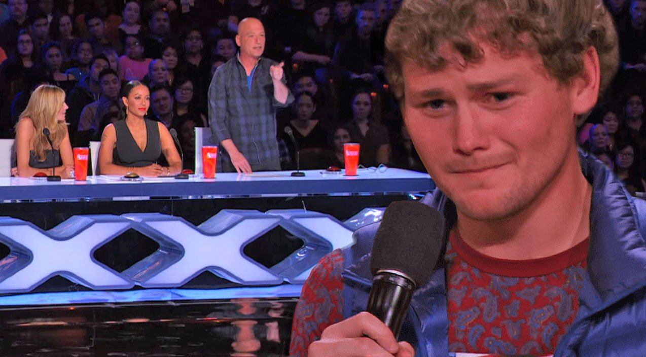 Stuttering Comedian Goes On America S Got Talent And You