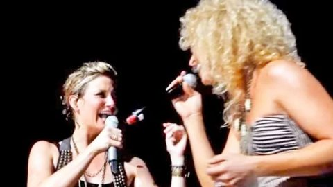 Jennifer Nettles & Little Big Town Issue Spine-Tingling Cover Of 'Walking In Memphis' | Country Music Videos