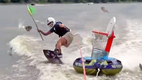 Boys Turn Fishing Into Hysterical Competition That Will Have You Laughing All Day | Country Music Videos