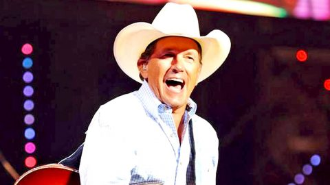 George Strait Makes Surprise Appearance At Major Music Festivial | Country Music Videos