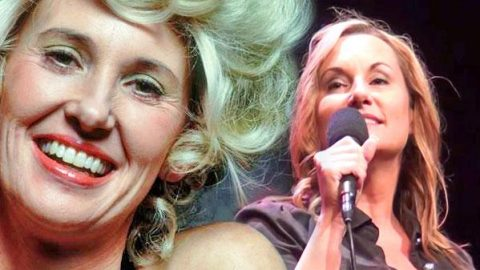 Georgette Jones Flawlessly Covers Her Mom, Tammy Wynette's 'Stand By Your Man' | Country Music Videos