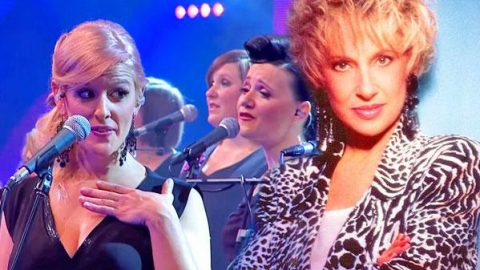 """Stunning A Capella Group Sings Tammy Wynette's """"Stand By Your Man"""" (WATCH) 