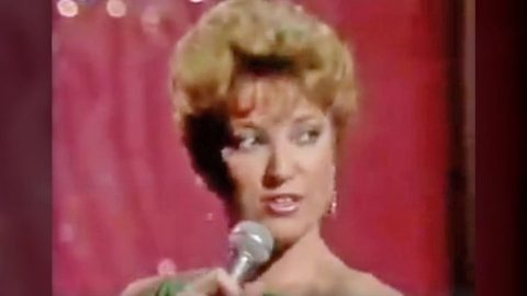 a young tanya tucker delivers sultry performance of mega hit delta