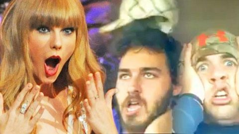 """Country Boys Lip Sync to Taylor Swift's """"Shake It Off"""" (FUNNY!) 