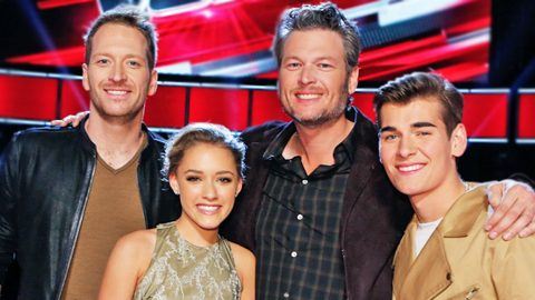 Video Proof That Team Blake Is One Adorable, Dysfunctional Family | Country Music Videos