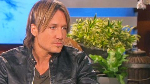 Keith Urban Gives First Talk Show Interview Following His Dad's Death   Country Music Videos