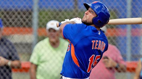Tim Tebow Does Something No One Expected In His First Professional Baseball Game   Country Music Videos