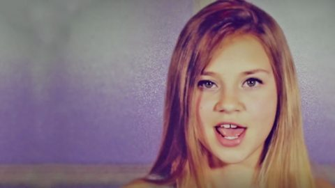 12-Year-Old Gets Super Sassy In Cover Of Carrie Underwood's 'Church Bells'   Country Music Videos