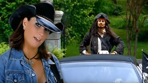 Terri Clark's 'Girls Lie Too' Will Take You On Most Bizarre Ride Of Your Life | Country Music Videos