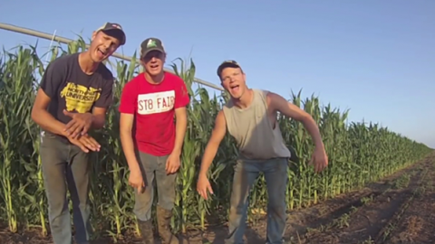 All I Do Is Farm (All I Do is Win Parody) -Feat. Lil' Fred and Farmer Derek | Country Music Videos