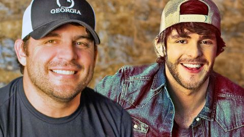Rhett Akins And Young Thomas Rhett Sing Adorable Father-Son Duet | Country Music Videos