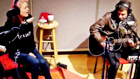 Young Couple Stun With Emotional Duet Of Patsy Cline's 'Crazy' | Country Music Videos