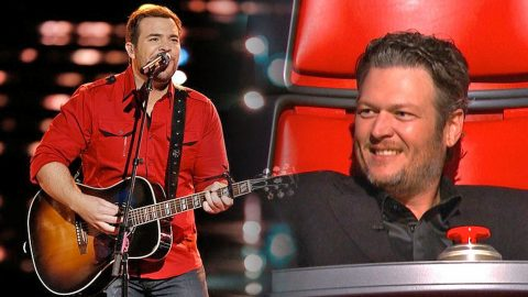 The Voice Contestant Blows Away Judges Singing Garth Brooks' 'Two of a Kind, Workin' on a Full House' (WATCH) | Country Music Videos
