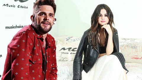 Thomas Rhett Opens Up About New Ties To Pop Superstar Selena Gomez | Country Music Videos