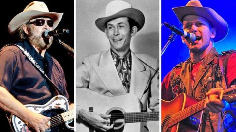 """""""Honky Tonk Blues"""" Gets Incredible Remake From The Three Hanks 