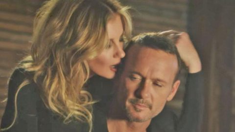 Tim McGraw & Faith Hill Get Hot & Heavy In Steamy Music Video For 'Speak To A Girl' | Country Music Videos