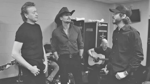 Tim McGraw & Friends Tip Their Hats To Merle Haggard With 'Mama Tried' | Country Music Videos
