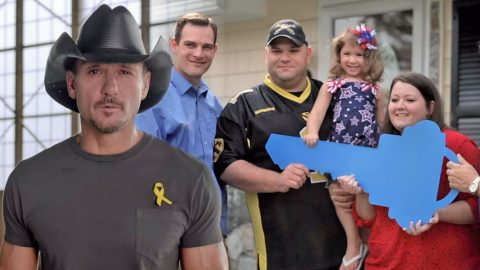 Tim McGraw Shows His Support By Giving Away Homes To American Veterans (WATCH) | Country Music Videos