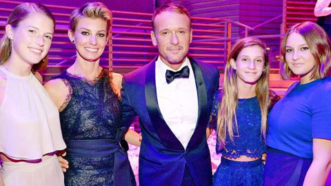 Tim McGraw's Heartfelt Song To His Daughters, 'My Little Girl' | Country Music Videos