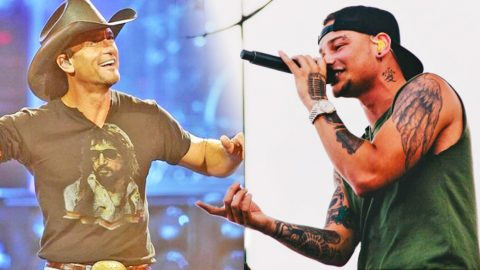 Kane Brown Delivers Viciously Good Cover Of Tim McGraw's 'I Like It, I Love It' | Country Music Videos