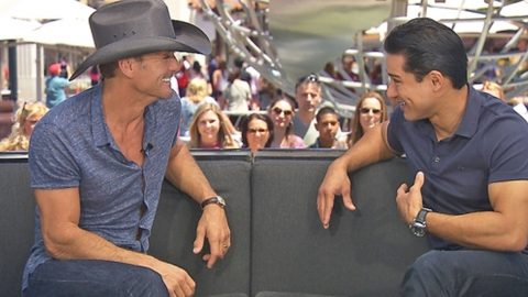 Tim McGraw Has 7 Rules For Dating His Daughters (WATCH) | Country Music Videos
