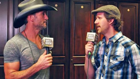 Tim McGraw Talks New Movie, Tour And New Album (WATCH) | Country Music Videos