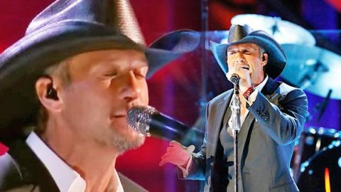 Tim McGraw – Live Like You Were Dying (LIVE for Stand Up To Cancer) | Country Music Videos