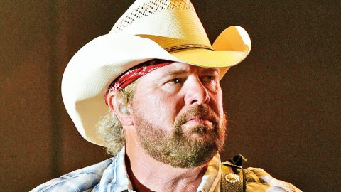 Bad News Rocks Toby Keith's World | Country Music Videos
