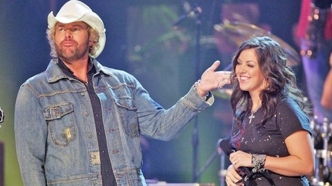 Toby Keith Is Going To Be a Grandpa…Again! | Country Music Videos