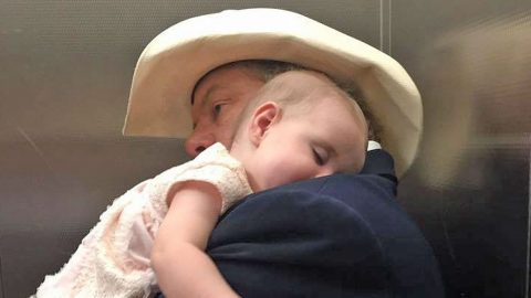 Looks Like Toby Keith's Granddaughter Is Following In His Country Music Footsteps | Country Music Videos