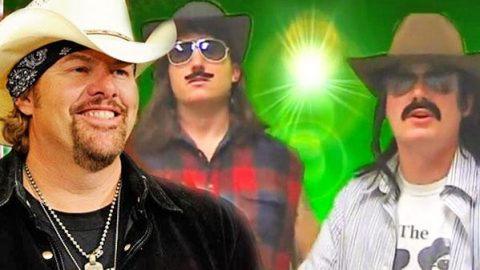 Courtesy of the Red, White, and Green (Toby Keith Parody) (VIDEO) | Country Music Videos