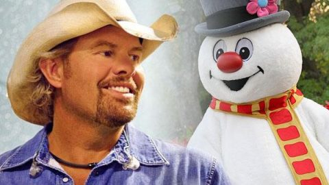 Toby Keith – Frosty The Snowman (VIDEO) | Country Music Videos