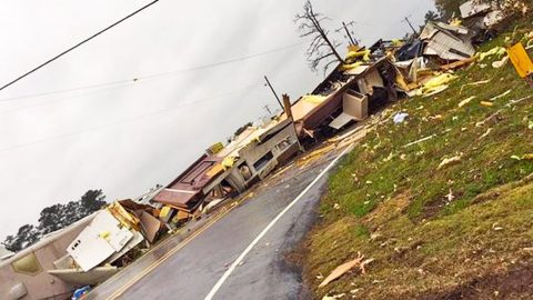Miranda Lambert's Hometown Hit By Tornado | Country Music Videos