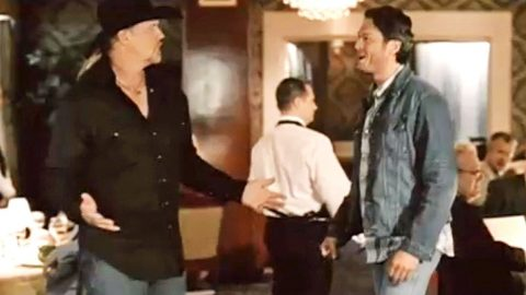 Blake Shelton And Trace Adkins Ruin Black Tie Affair | Country Music Videos