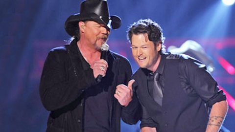 Remember When Trace & Blake Tore Up The ACM Awards With An Epic Performance Of 'Hillbilly Bone'? | Country Music Videos