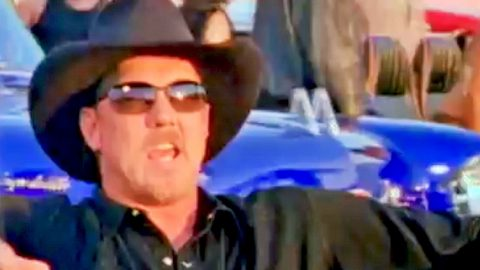 Flashy Cars & A Country Star: Trace Adkins Hypnotizes With The Glitz & Glam Of 'Chrome' | Country Music Videos