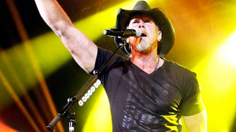 You Absolutely Have To Hear Trace Adkins' Humbling Take On Jamey Johnson's 'In Color' | Country Music Videos