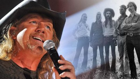 """Trace Adkins Covers Allman Brothers Band's """"I'm No Angel"""" (LIVE) (VIDEO) 