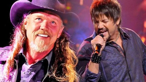 Trace Adkins and Jeff Bates – If I Was a Woman (LIVE) (VIDEO) | Country Music Videos