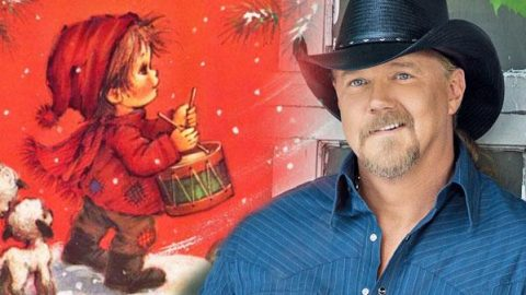 Trace Adkins – Little Drummer Boy (Christmas Show) | Country Music Videos