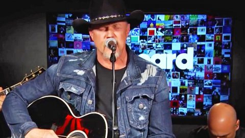 Old Hits Meet New Single In Career-Spanning Medley From Trace Adkins | Country Music Videos